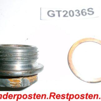 Hatz Motor 2L30 S 2L 30 Teile: Ölablaßschraube / Ablaßschraube unten GT2036S