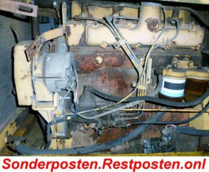 IHC Radlader H 30 H30 Ersatzteile Motor BM009