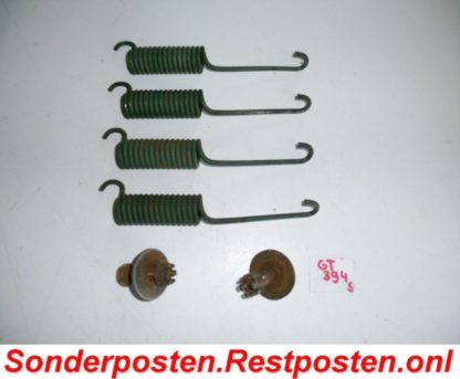 IHC Radlader H30 Ersatzteile Feder Bremsbelag GS394