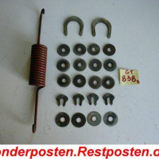IHC Radlader H30 Ersatzteile Feder Bremsbelag GS838