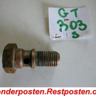 IHC Radlader H30 Schraube Bremsleitung Radbremszylinder GS303