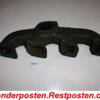 IHC Radlader H30 Teile Kümmer Abgaskrümmer GM283