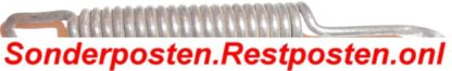 IVECO MK 80-13 Teile: Feder 106mm. Bremsbacken / Bremsbeläge Hinterachse Links GT2098S