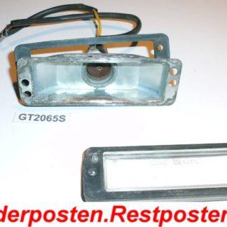 IVECO MK 80-13 Teile: Kennzeichenbeleuchtung Rücklicht Heckleuchte links GT2065S