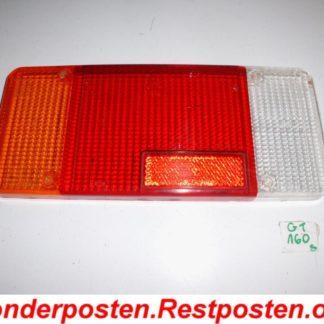 IVECO SZM 220-32 Turbo Ez 91 Teile: Glas Rücklicht Heckleuchte links GT160S