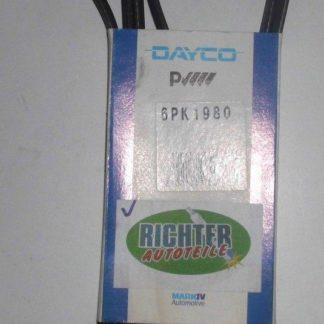 Keilrippenriemen Dayco Optibelt 6PK1980 | NT331