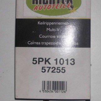 Keilrippenriemen Flennor 5PK1013 57255 | NT281