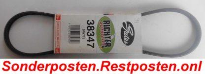 Keilrippenriemen Gates Dayco 38347 3PK775   NT231