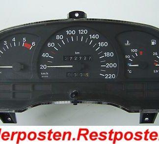Opel Astra F 1,7TD Ersatzteile Teile Tacho