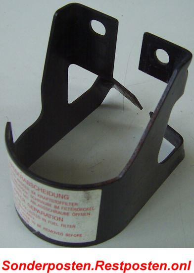 Opel Astra F 1,7TD Teile Filterschutz Halter