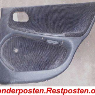 Opel Astra F 1,7TD Türverkleidung hinten rechts