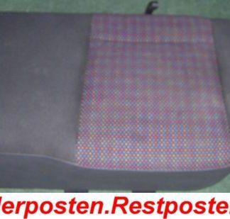 Opel Astra F Ersatzteile Sitzbank hi. unten links