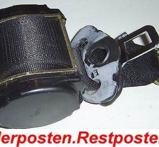 Opel Astra F Sicherheitsgurt hi. li. 90359911