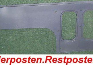 Opel Astra F Teile Verkleidung hinten