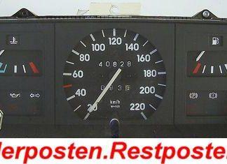 Opel Kadett E Ersatzteile Teile Tacho