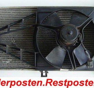 Opel Kadett E Kühler Wasserkühler Lüfter GL096