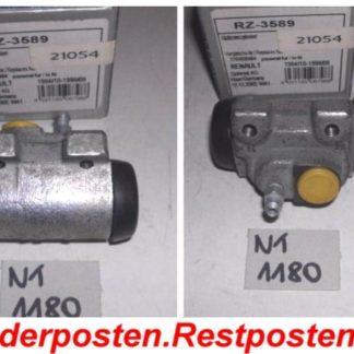 Radbremszylinder Bremszylinder Citroen Xsara Peugeot 306 Optimal RZ-3589 NT1180
