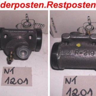 Radbremszylinder Radzylinder Citroen AX Peugeot 106 Pex 119383 NT1201