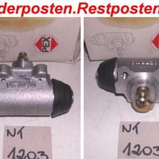 Radbremszylinder Bremszylinder hi. li. Suzuki Samurai Pex 122550 NT1203