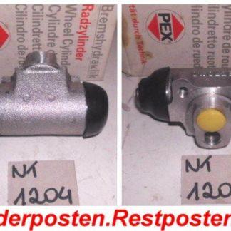 Pex Radbremszylinder Bremszylinder hi. re. Suzuki Samurai 122551 NT1204