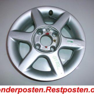 Original Alufelgen Ford Fiesta Ford Ka ect. ET30 4 Loch KBA42757 5Jx14H2 GT33L