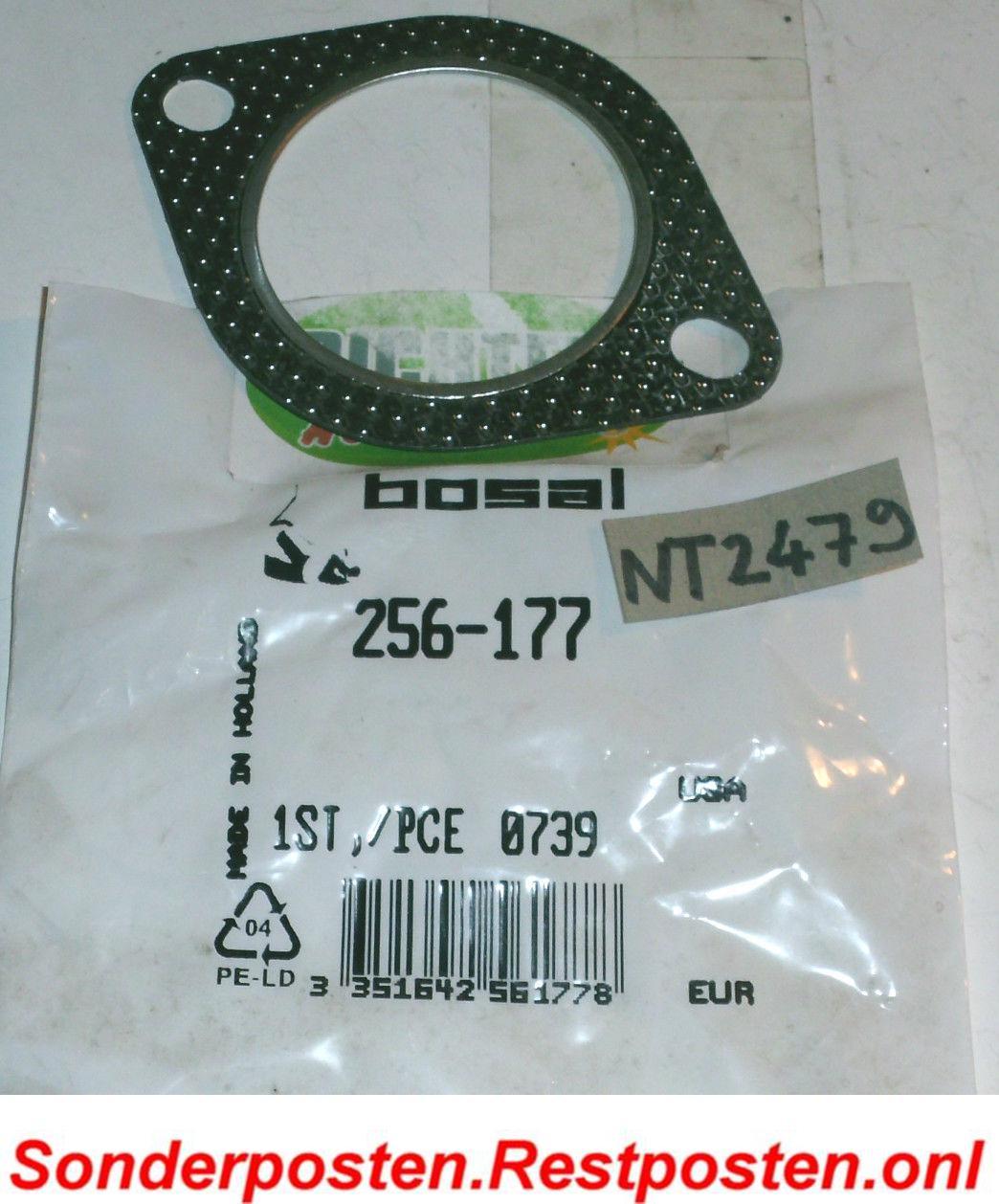 Abgasrohr BOSAL 256-177 Dichtring