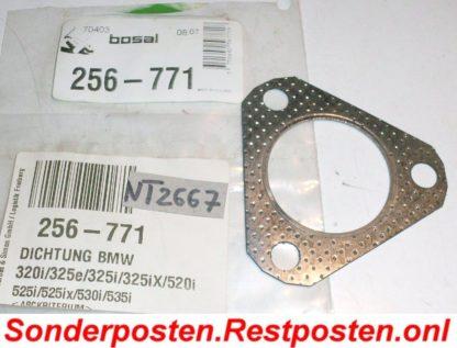 Dichtung Abgasrohr Auspuff Schalldämpfer Bosal 256-771 256771 NT2667