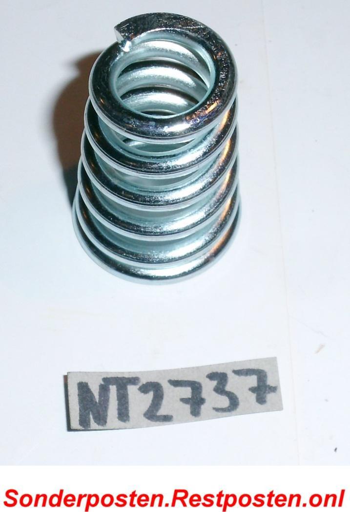 Abgasrohr Bosal 251-860 Feder