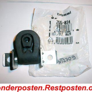 Original BOSAL Gummipuffer Anschlagpuffer Schalldämpfer 255-034 Neuteil NT2709