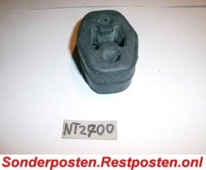 Original BOSAL Gummipuffer Anschlagpuffer Schalldämpfer 255-047 Neuteil NT2700