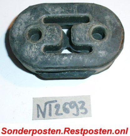 Original BOSAL Gummipuffer Anschlagpuffer Schalldämpfer 255-113 Neuteil NT2693