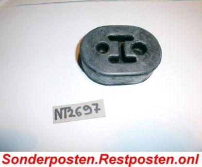 Original BOSAL Gummipuffer Anschlagpuffer Schalldämpfer 255-150 Neuteil NT2697