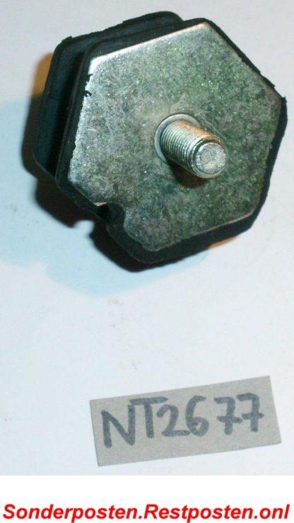 Original BOSAL Gummipuffer Anschlagpuffer Schalldämpfer 255-333 Neuteil NT2677