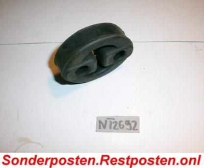 Original BOSAL Gummipuffer Anschlagpuffer Schalldämpfer 255-381 Neuteil NT2692