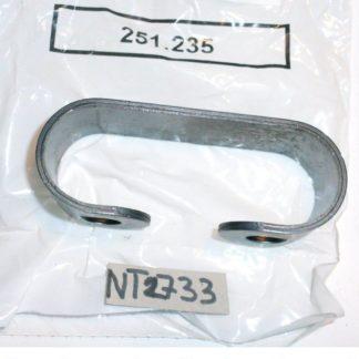 Original BOSAL Halter Klemmfeder Abgasrohr Schalldämpfer Neu 251-235 NT2733