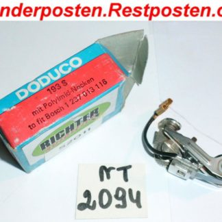 Original Doduco Kontaktsatz Zündverteiler Neu 193S NT2094