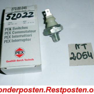 Original Pex Öldruckschalter Schalter Öldruck Neu 273.00.045 NT2054