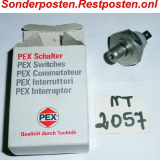 Original Pex Öldruckschalter Schalter Öldruck Neu 273.00.094 NT2057