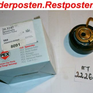 Spannrolle Zahnriemen PEX 20.3247 203247 NT2226