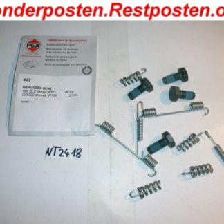 Zubehörsatz Feststellbremsbacken PEX 622 NT2418