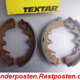 Original Textar Bremsbacken 98101032104 03013701342 Mazda 616 818 929 RX7 NT82