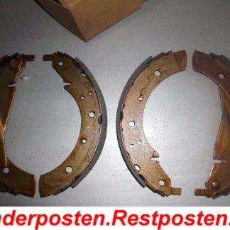 Textar Bremsbacken 9810103350004 03013701522 BMW E34 E28 5er NT24