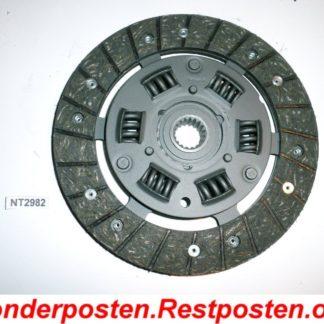 Original Valeo Kupplungsscheibe Scheibe Kupplung 318 0120 10 / 318012010 NT2982