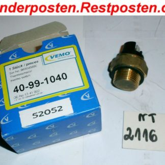 Original Vemo Thermoschalter Temperaturschalter Neu 40-99-1040 NT2116