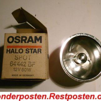 OSRAM 50 Watt 12 Volt SPOT 64442BF HALO STAR Echte Qualität GS1168