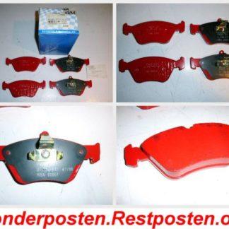 PAGID Sport Bremsklötze Bremsbeläge T1079-HP OPEL SAAB 4124645 WVA 21441 NT1278