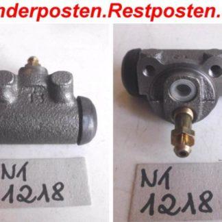 Radbremszylinder Radzylinder Ford Fiesta I Kasten 802524 R15017B1 NT1218