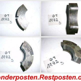 Rammax Stampfer Yanmar Teile, hier Gewichte der Fliehkraftkupplung GS1192