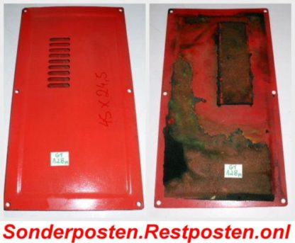 Stromerzeuger Berlan BSTE5000LD Seitendeckel 1 GM128