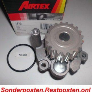 Wasserpumpe Airtex 1670 Audi | NT508